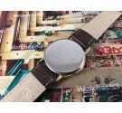 Reloj suizo de cuerda antiguo Omega cal 601 Ref 131.019 Plaque OR G20