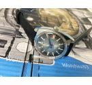 CAUNY Reloj antiguo suizo de cuerda