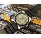 Vintage swiss manual winding watch FRANSENA 50 Aniversario 17 jewels Diver