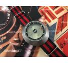 Vintage swiss watch Zodiac automatic Astrographic SST Oversize Cal. 88D Mistery dial
