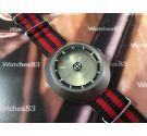 Reloj suizo antiguo automático Zodiac automatic Astrographic SST Oversize Cal. 88D Mistery dial