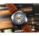 Reloj vintage de cuerda Koniz 17 Rubis OVERSIZE