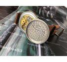 Zenith reloj suizo antiguo de cuerda *** Oversize 37 mm ***