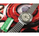 Mondia Moonlander vintage swiss automatic watch SPECTACULAR *** NOS ***