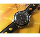 Vintage swiss manual winding watch CAMY 17 jewels Diver