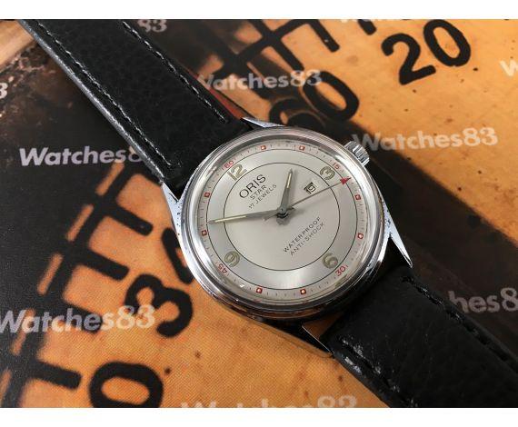 Oris Vintage swiss manual winding watch 17 jewels
