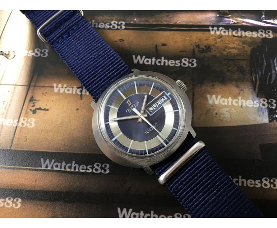 Festina Automatic vintage watch 25 rubis *** Omega Dynamic type ***