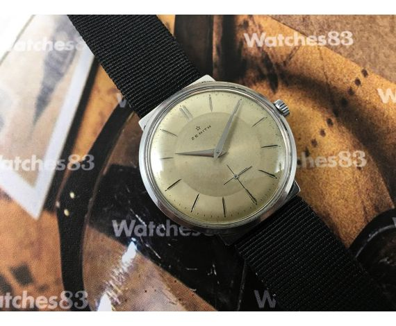 Zenith vintage swiss manual winding watch