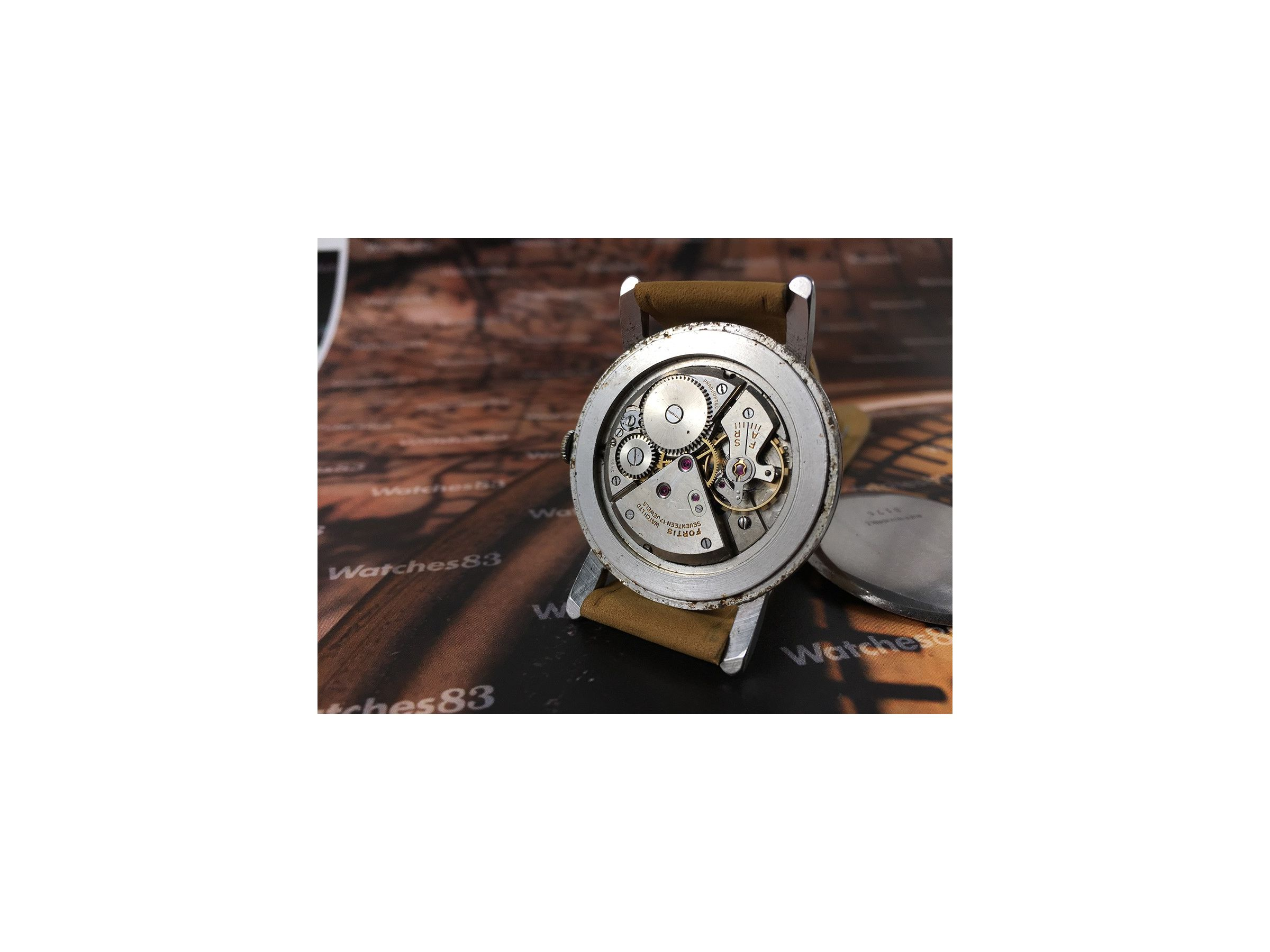 Fortis Watches | Fortis Watch Mainntenance & Repair