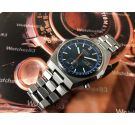 Vintage watch Seiko Chronograph Blue Dial Automatic Ref 6139 JAPAN A 739944