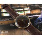 Reloj suizo de cuerda antiguo Cauny Unic 15 rubis