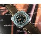 Reloj vintage de cuerda LONLAY WATCH Grand Luxe Super 21 OVERSIZE Diver