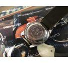 Sicura Rallye GT vintage swiss manual handing watch 23 jewels 200m Diver