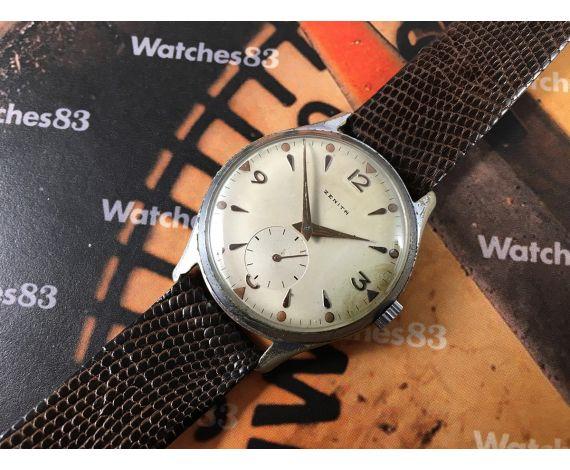 Zenith vintage swiss watch hand winding