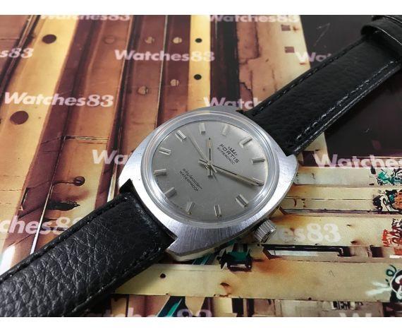 Fortis Skyleader reloj suizo antiguo de cuerda 17 jewels