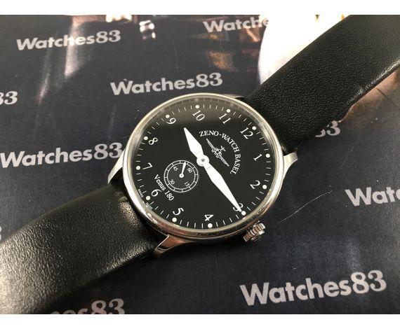 ZENO WATCH BASEL Mechanical swiss watch Ref. 6682 + Box + Card