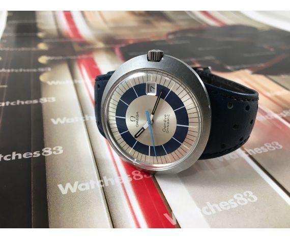 Omega Dynamic Genève Reloj suizo antiguo de cuerda Tool 107
