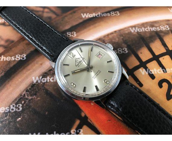 Mondaine reloj antiguo suizo automático 25 jewels Cal ETA 2783