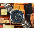 Phigied Caribbean UFO vintage swiss automatic watch diver OVERSIZE *** Collectors ***