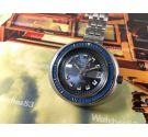 Phigied Caribbean UFO Reloj antiguo automático diver OVERSIZE *** Coleccionistas ***