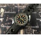 Yema Club Sous Marine Reloj antiguo de cuerda Cal FE 140 Diver