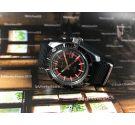Relay vintage manual winding watch 17 Rubís Diver