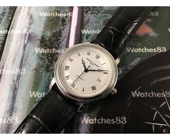 Frederique Constant Reloj suizo automático fc-303/310/315X3P4/5/6 + Estuche + Papeles