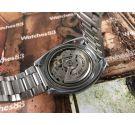 Reloj cronógrafo antiguo automático Citizen Chronograph Bullhead Automatic Ref 67-9020 JAPAN Cal 8110A 23 jewels