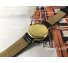 Longines reloj vintage suizo de cuerda Año 1927 Oro macizo 18K *** SOLO COLECCIONISTAS ***