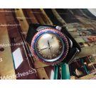 Reloj antiguo de cuerda RUP 17 rubis DIVER
