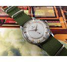 Amida reloj muy antiguo suizo de cuerda Oversize 38,5 mm