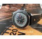 Endura vintage hand winding watch perpetual calendar swiss made