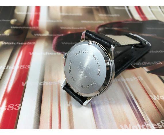 Reloj suizo antiguo de cuerda Festina 17 rubis