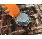 Lausanne Super de Luxe DIVER 5 ATM vintage swiss hand winding watch *** Spectacular ***