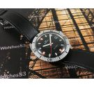 Mondia Friendship Diver vintage swiss manual wind watch New Old Stock *** N.O.S. ***