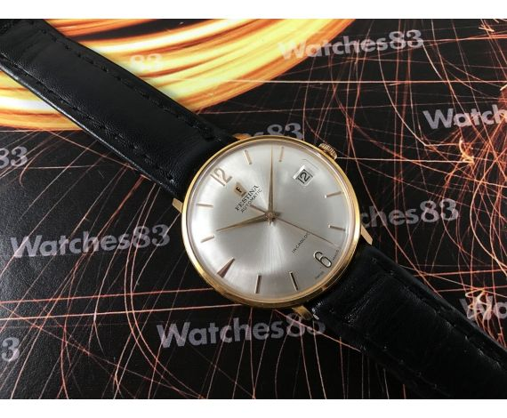 N.O.S. Festina Reloj suizo antiguo de cuerda *** Nuevo de antiguo stock ***