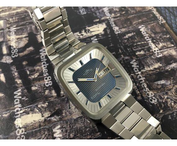 Fortis Edifil reloj vintage automatico 21 jewels OVERSIZE