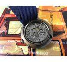 Reloj Memosail Regatta Yachttimers Valjoux 7737 crono suizo antiguo de cuerda