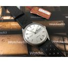 NOS Longines Admiral 5 stars automatic Vintage swiss watch Cal 503 NEW OLD STOCK