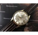Omega Pie Pan Constellation vintage swiss automatic watch Cal 561 *** SPECTACULAR ***