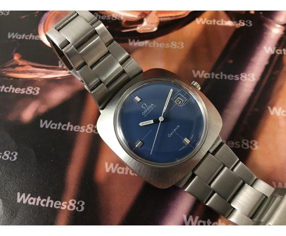 N.O.S. Omega Genève Reloj vintage automático cal 565 Nuevo de antiguo Stock *** Rareza ***
