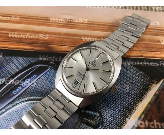 N.O.S. Cyma Conquistador Automatic by SYNCHRON vintage swiss automatic watch *** New old stock ***