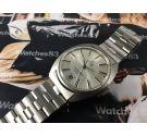 NOS Cyma Conquistador Automatic by SYNCHRON Reloj antiguo suizo automático *** Nuevo de antiguo Stock ***