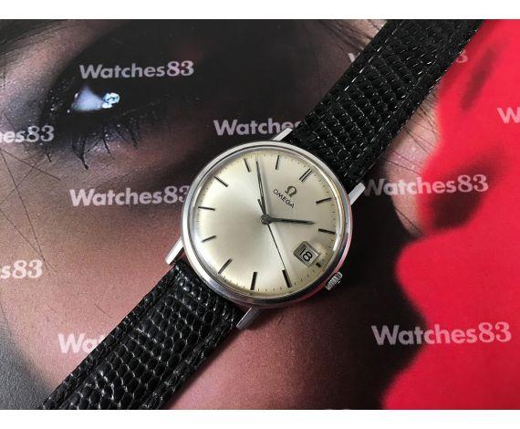 Omega Geneve Reloj antiguo de cuerda manual Cal 610