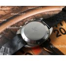 Dugena chronograph chrono manual winding vintage watch Cal Valjoux 7734 *** Almost New Old Stock ***
