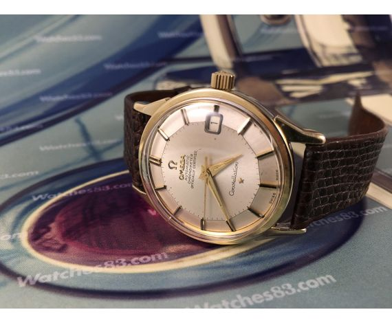 Pie Pan Omega Constellation vintage swiss automatic watch Cal 561 Ref 14902 62 SC *** COLLECTORS ***