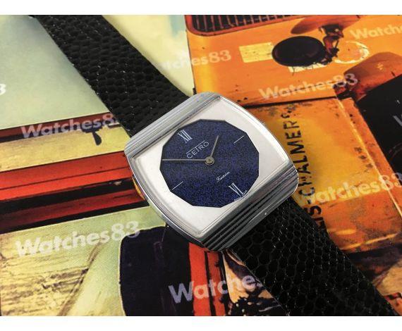 Cetro Fantaisie New old stock Reloj antiguo de cuerda manual 70s *** N.O.S. ***