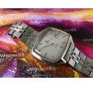NOS Tissot Seven Reloj vintage suizo automático *** Nuevo de antiguo Stock ***