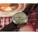 Universal Geneve triple fecha calendario reloj antiguo suizo de cuerda Cal 291 Complicación *** COLECCIONISTAS ***