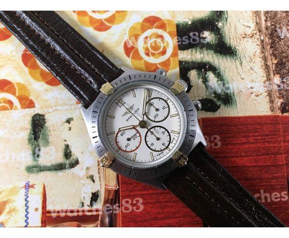 Breitling Callisto Reloj crono suizo de cuerda Cal LWO 1873 *** ESPECTACULAR ***